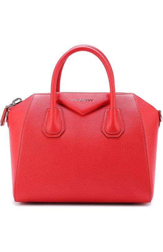 Купить Сумка Antigona small Givenchy, BB05117012, Италия, Красный, Кожа натуральная: 100%;