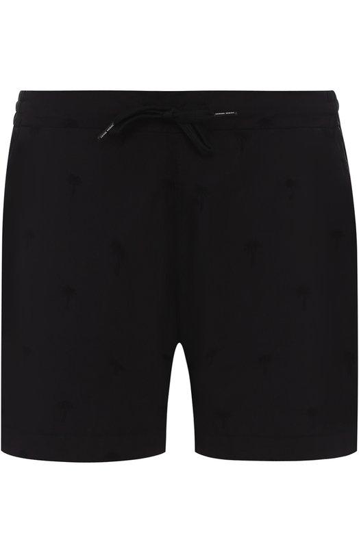 Хлопковые плавки-шорты с карманами Tomas Maier