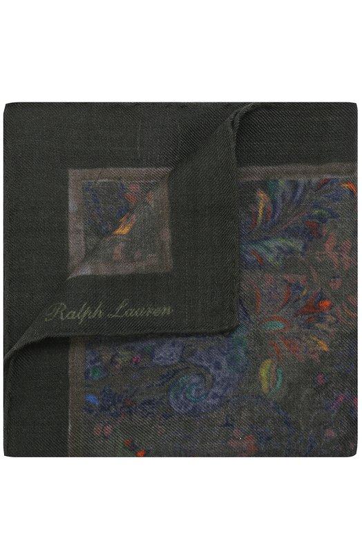 Платок из смеси кашемира и шерсти Ralph Lauren