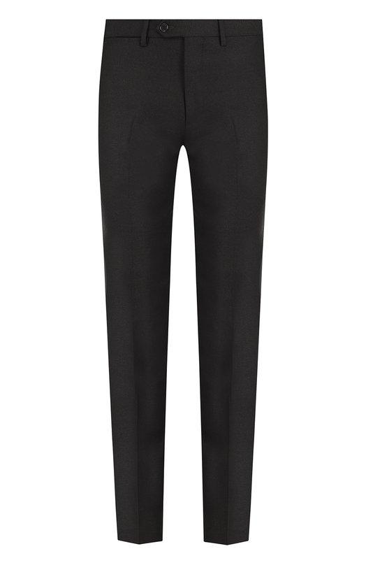 Купить Шерстяные брюки прямого кроя Armani Collezioni Молдова 5202964 ZCP0B0/ZC012