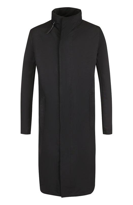 утепленное хлопковое пальто на молнии с воротником-стойкой 11 by Boris Bidjan Saberi