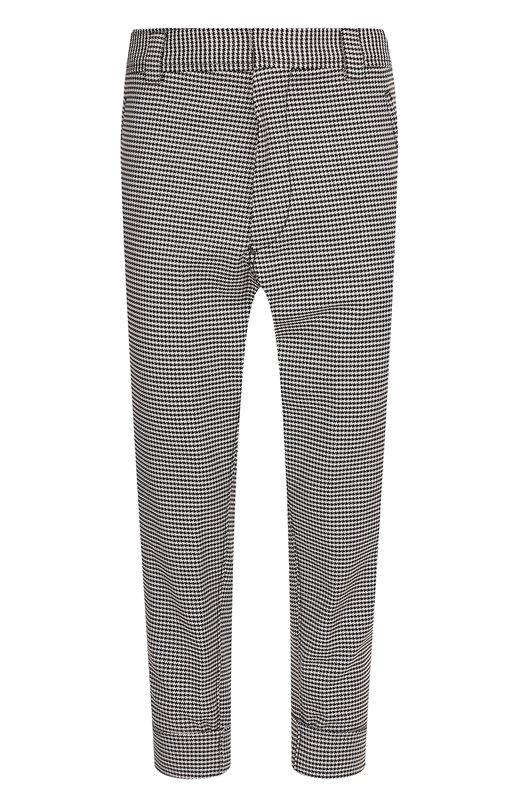 Купить Шерстяные брюки прямого кроя Haider Ackermann Португалия 5207934 174-3404-172