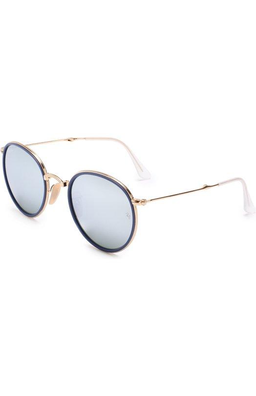 Купить Солнцезащитные очки Ray-Ban, 3517-001/30, Италия, Золотой
