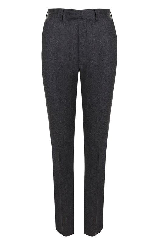 Купить Шерстяные брюки прямого кроя Officine Generale Португалия 5208208 W17MTLG130