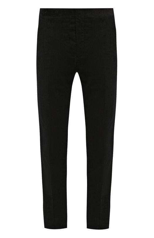 Купить Хлопковые брюки прямого кроя Ralph Lauren, 798678876, Италия, Черный, Хлопок: 100%; Подкладка-вискоза: 100%;