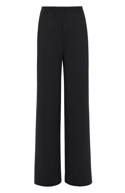 Купить Расклешенные хлопковые брюки с карманами Nude, 1103006, Италия, Серый, Хлопок: 100%;