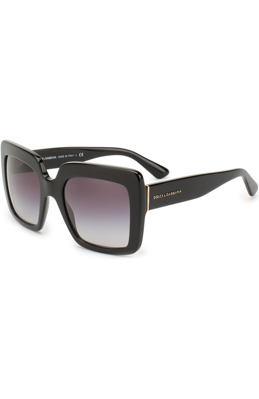 Купить Солнцезащитные очки Dolce & Gabbana, 4310-501/8G, Италия, Черный