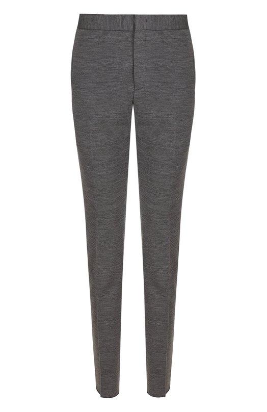 Купить Шерстяные брюки прямого кроя Z Zegna Португалия 5214247 2ZF200/7F3HC2