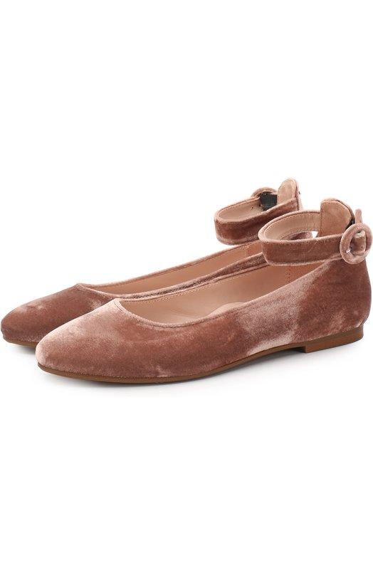 Купить Бархатные туфли с ремешком на щиколотке Beberlis Испания 5205454 19809/35-38