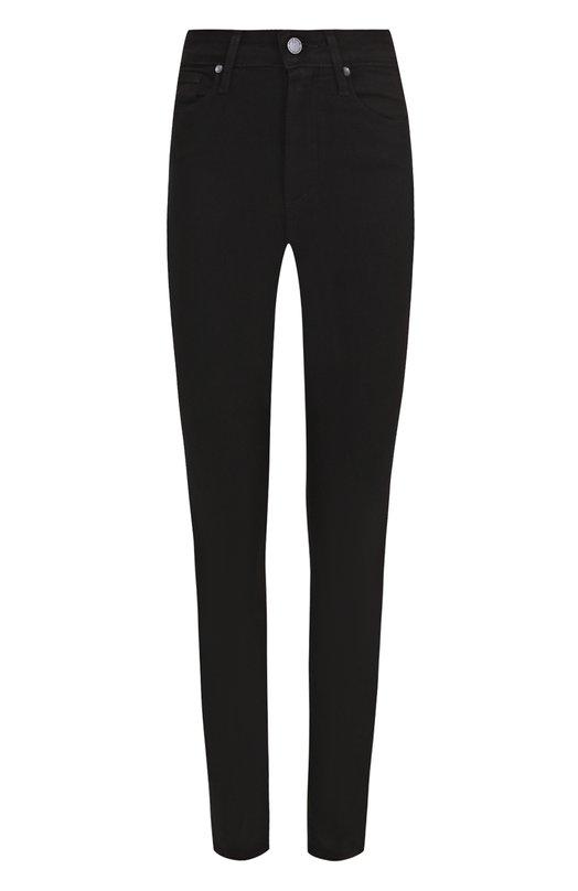 Купить Однотонные джинсы-скинни Paige, 2098521-2139, США, Черный, Вискоза: 54%; Хлопок: 23%; Полиэстер: 22%; Эластан: 1%;