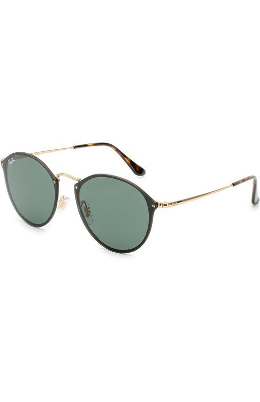Купить Солнцезащитные очки Ray-Ban, 3574N-001/71, Италия, Черный