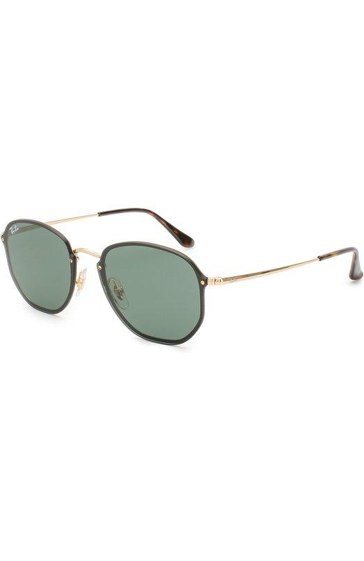 Купить Солнцезащитные очки Ray-Ban, 3579N-001/71, Италия, Черный
