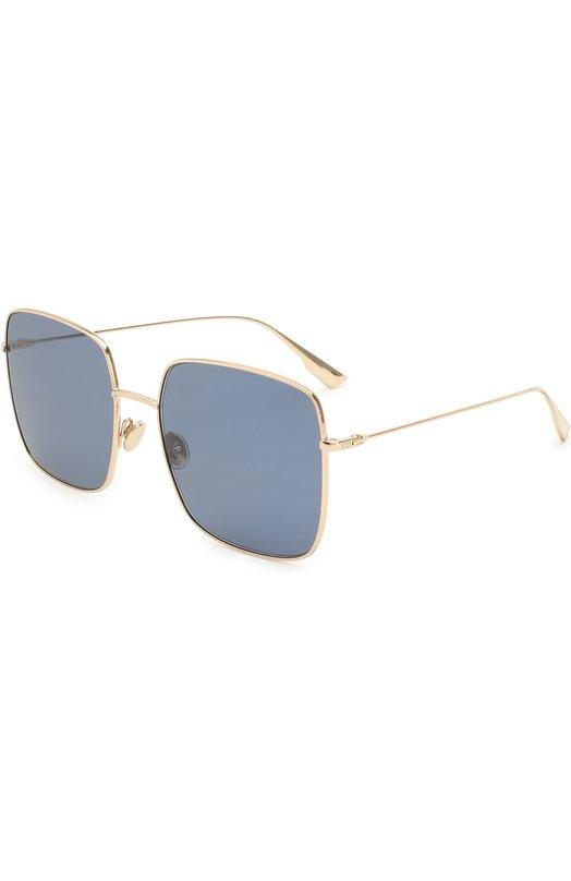 Купить Солнцезащитные очки Dior, DI0RSTELLAIRE1 LKS, Италия, Золотой