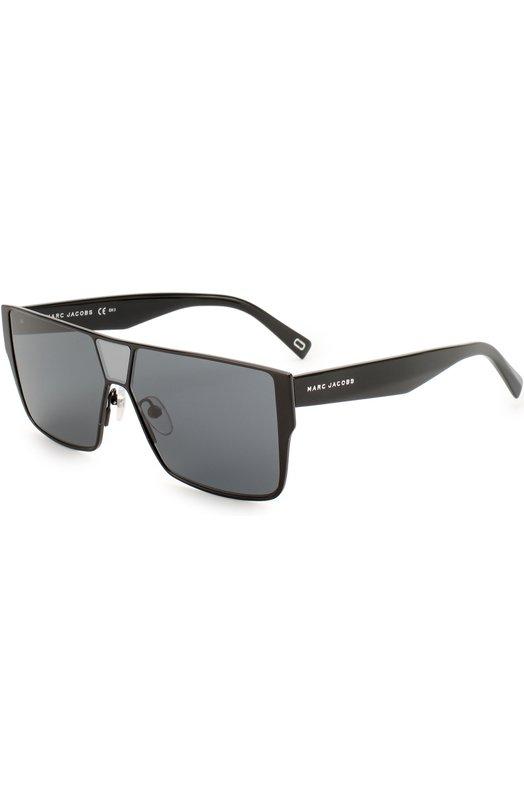 Купить Солнцезащитные очки Marc Jacobs, MARC 213 807, Китай, Черный