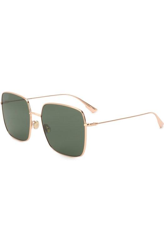 Купить Солнцезащитные очки Dior, DI0RSTELLAIRE1 DDB, Италия, Золотой