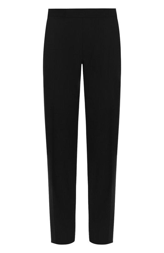 Купить Шерстяные брюки прямого кроя Tom Ford, 322R12/610043, Швейцария, Черный, Шерсть: 100%; Подкладка-купра: 100%;