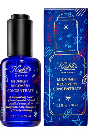 Ночной восстанавливающий концентрат Limited Edition Kiehl`s | Фото №1