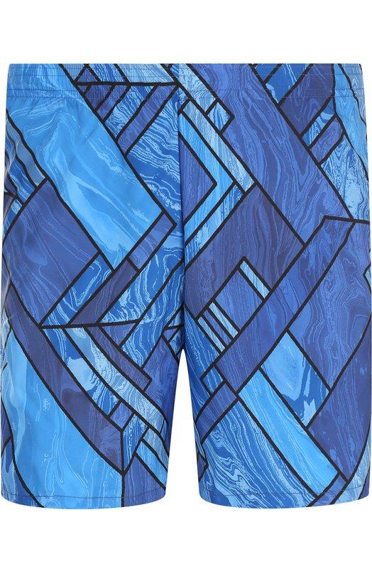 Плавки-шорты с принтом La Perla