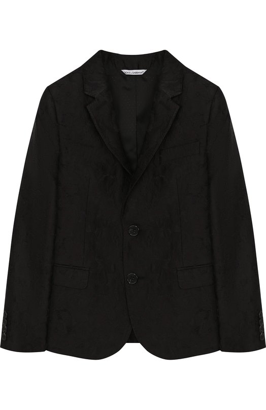 Пиджак на двух пуговицах Dolce & Gabbana