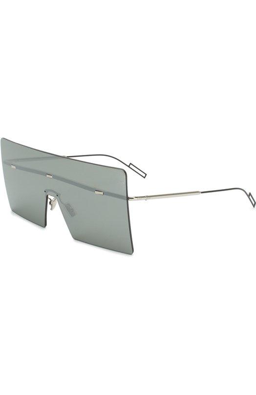 Купить Солнцезащитные очки Dior, HARDI0R 010 61, Италия, Серебряный