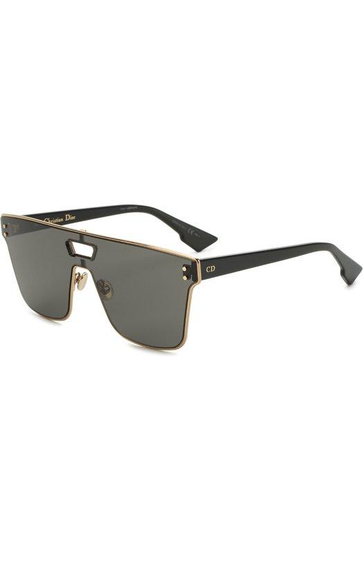 Купить Солнцезащитные очки Dior, DI0RIZ0N1 J5G, Италия, Черный