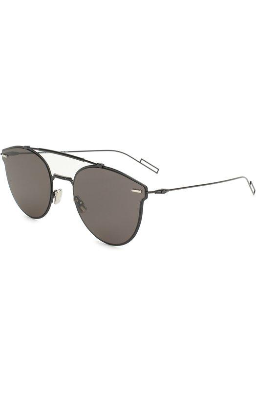 Купить Солнцезащитные очки Dior, DI0RPRESSURE 807, Италия, Темно-серый