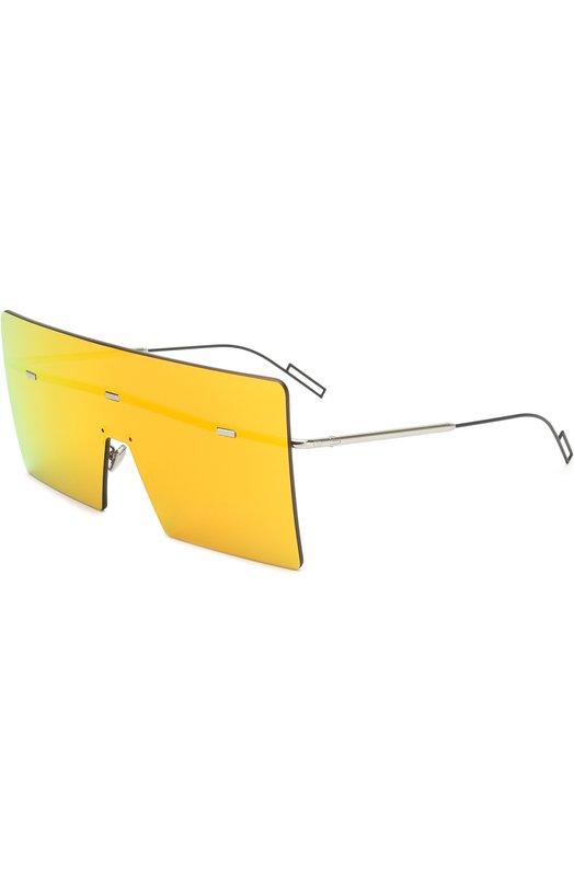 Купить Солнцезащитные очки Dior, HARDI0R G2I 61, Италия, Оранжевый