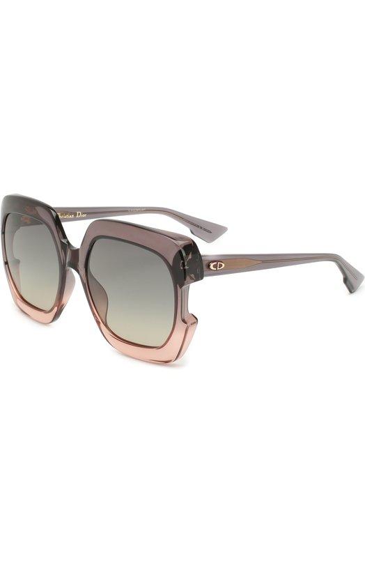 Купить Солнцезащитные очки Dior, DI0RGAIA 7HH, Италия, Серый