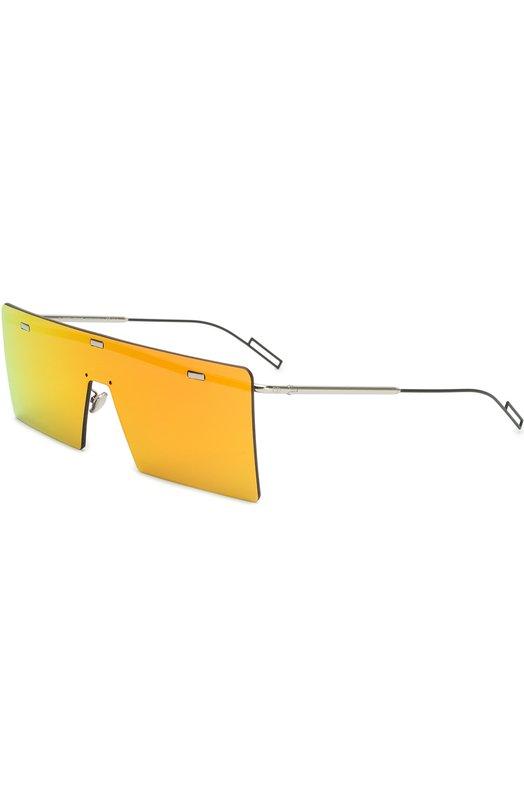 Купить Солнцезащитные очки Dior, HARDI0R G2I 48, Италия, Оранжевый