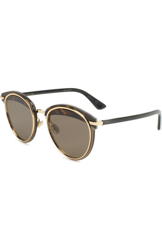 Купить Солнцезащитные очки Dior, DI0R0FFSET1 581, Италия, Коричневый