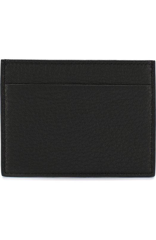 Кожаный футляр для кредитных карт Giorgio Armani