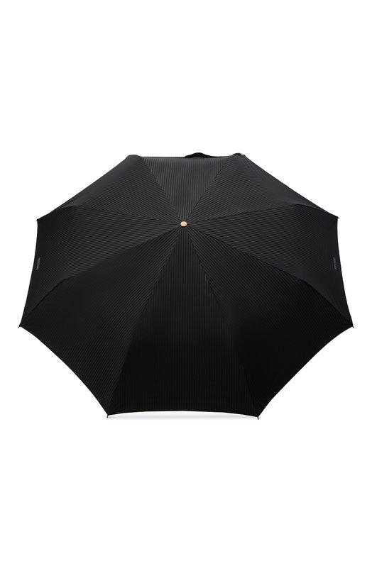 Купить Складной зонт с логотипом бренда Moschino, 8509-T0PLESS, Китай, Черный, Полиэстер: 100%; Недрагоценный металл: 100%;