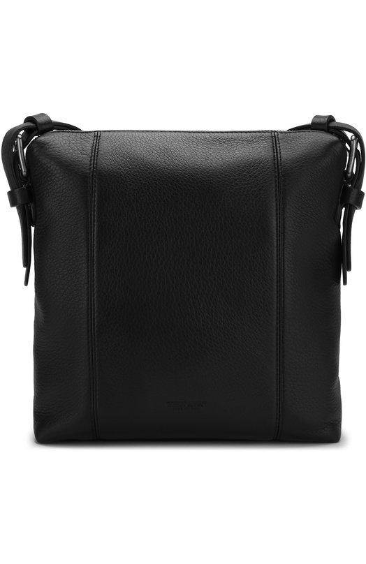 Купить Кожаная сумка-планшет Giorgio Armani, Y2M182/YDH4J, Италия, Черный, Кожа натуральная: 100%;