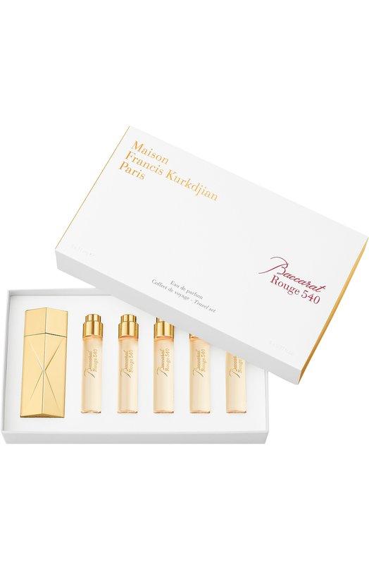 Купить Набор для путешествий Baccarat Rouge 540 Maison Francis Kurkdjian, 1CM23001, Франция, Бесцветный