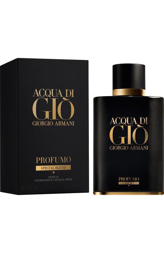 Купить Парфюмерная вода Acqua Di Gio Profumo Special Blend Giorgio Armani, 3614271887597, Италия, Бесцветный
