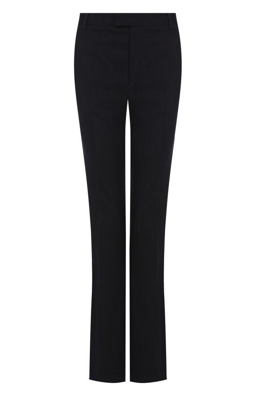 Однотонные шерстяные брюки со стрелками 3.1 Phillip Lim