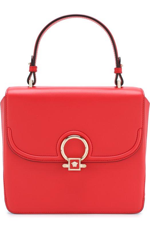 Купить Сумка DV One Versace, DBFG065/DVITCA, Италия, Красный, Кожа натуральная: 100%;