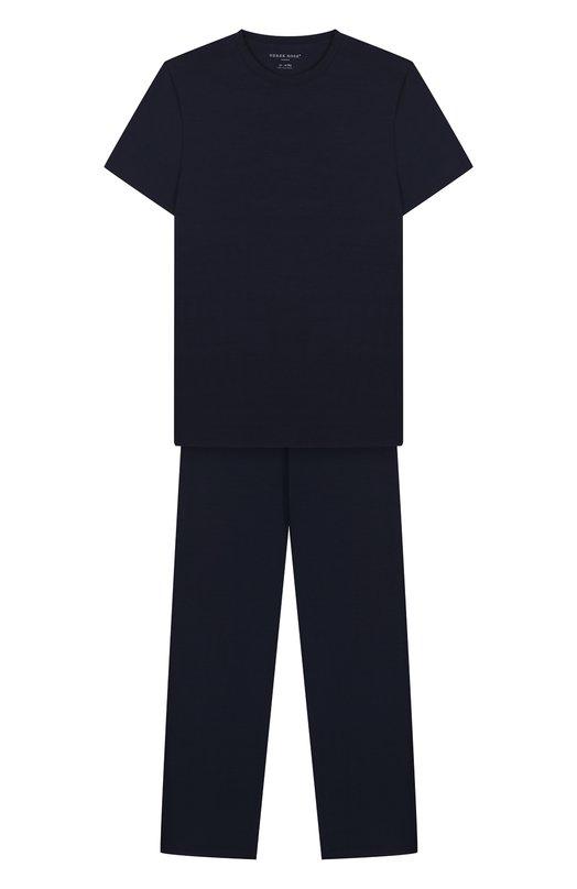 Пижама из вискозы Derek Rose