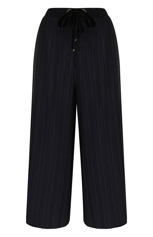Купить Укороченные плиссированные брюки Mother Of Pearl, 4307 B TREEVA, Португалия, Темно-синий, Полиэстер: 100%;