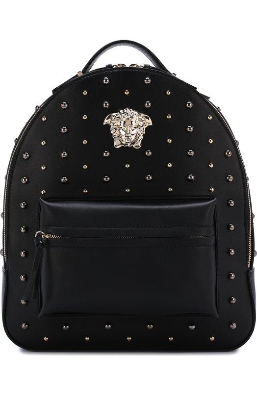 Рюкзак Palazzo Empire Versace, DBFF269/DNAPPB, Италия, Черный, Кожа натуральная: 100%;  - купить