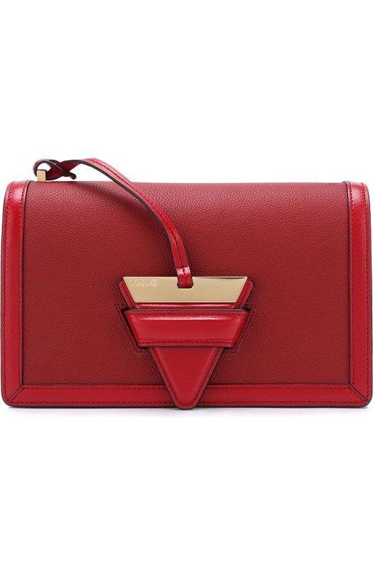 Купить Сумка Barcelona Loewe, 302.12.M15, Испания, Красный, Кожа натуральная: 100%;