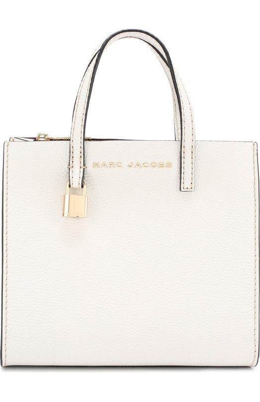 Купить Сумка-тоут The Grind Marc Jacobs, M0013268, Китай, Белый, Кожа натуральная: 100%;