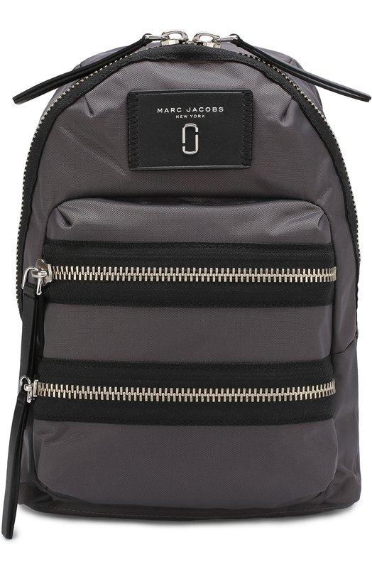 Купить Рюкзак Biker Marc Jacobs, M0012702, Китай, Серый, Полиэтилен: 100%;