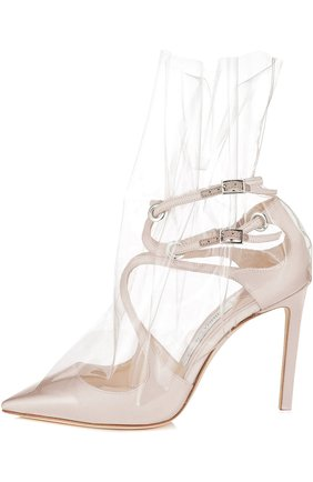 Туфли Claire на шпильке Jimmy Choo x OFF-WHITE