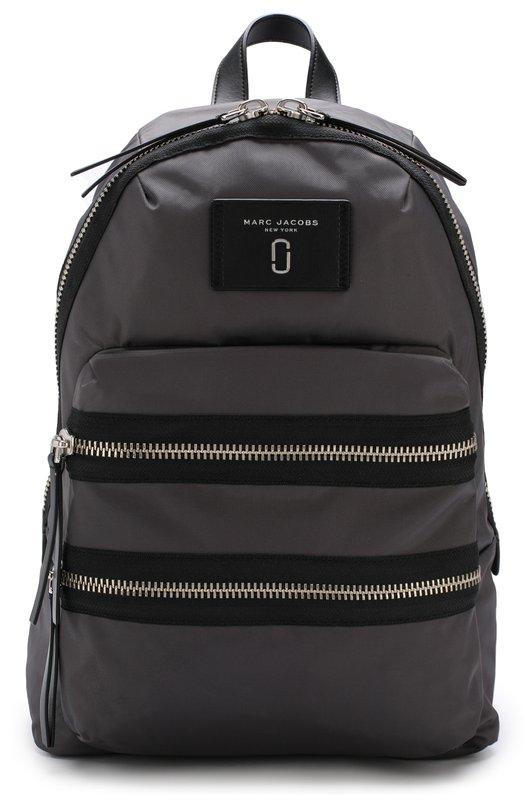 Купить Рюкзак Nylon Biker Marc Jacobs, M0012700, Китай, Серый, Полиамид: 100%;