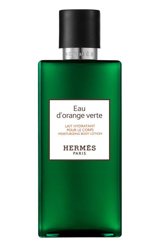 Купить Лосьон для тела Eau d'orange verte Hermès, 33174H, Франция, Бесцветный
