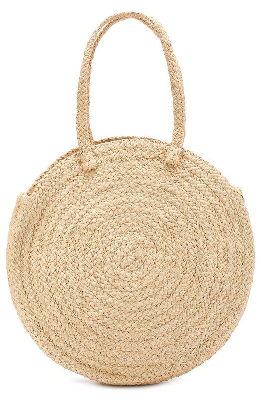 Купить Сумка пляжная из соломки Artesano, BEL201, Эквадор, Бежевый, Соломка: 100%;