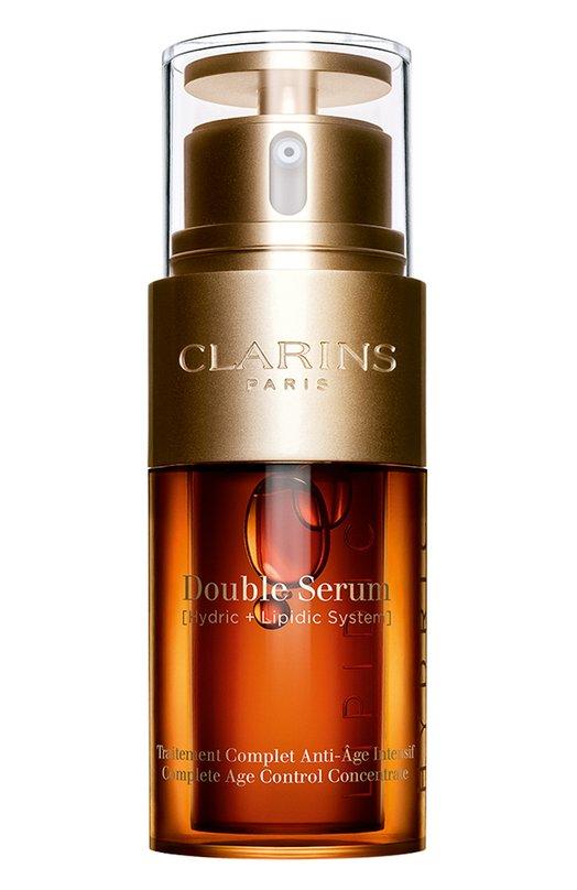 Купить Комплексная омолаживающая двойная сыворотка Double Serum Clarins, 80025862, Франция, Бесцветный