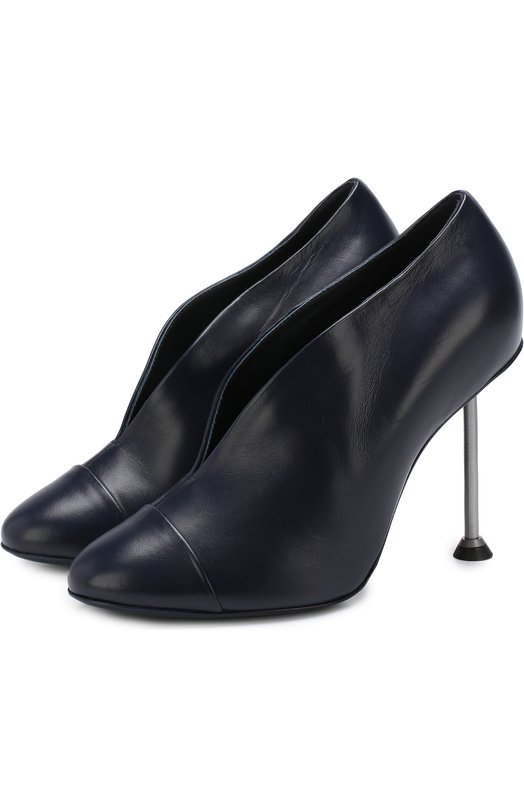 Кожаные туфли Pin на шпильке Victoria Beckham Victoria Beckham