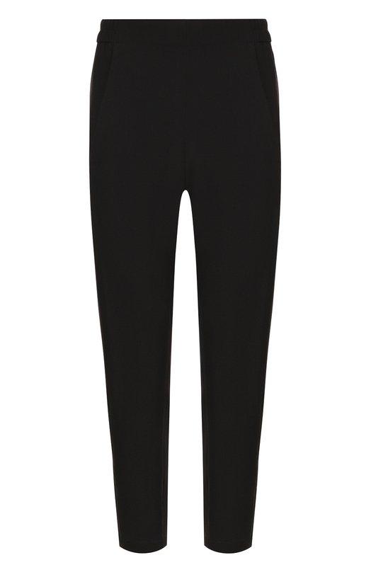 Купить Укороченные шерстяные брюки Ann Demeulemeester, 1801-1412-P-170-099, Португалия, Черный, Шерсть: 100%;